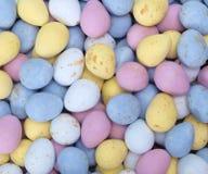Pequeños huevos de Pascua Foto de archivo libre de regalías