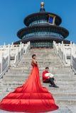 Pequim China de China do Pequim de Templo do Céu Fotos de Stock