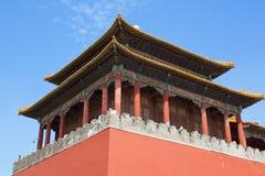 Pequim, a Cidade Proibida Imagem de Stock