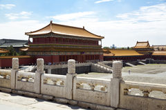 Pequim, a Cidade Proibida Fotografia de Stock Royalty Free