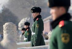 Pequim de Tiananmen Fotos de Stock Royalty Free