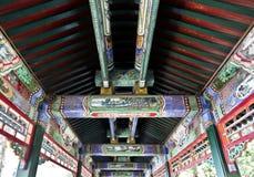 Pequim, palácio de verão Fotografia de Stock Royalty Free
