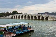 Pequim, palácio de verão Fotografia de Stock