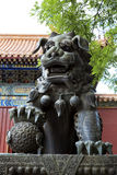 Pequim, templo da Lama Fotografia de Stock Royalty Free