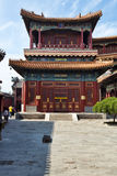 Pequim, templo da Lama Fotos de Stock