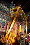 Pequim, templo da Lama Foto de Stock