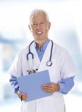 Perícia médica imagem de stock
