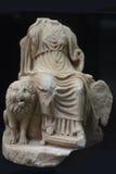 Período romano Kybele Kibele Imágenes de archivo libres de regalías