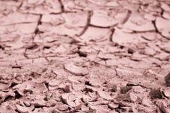 Período seco Fotografia de Stock