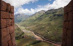 Perú, valle sagrado Foto de archivo