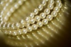 perła bransoletki Fotografia Stock