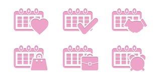 per fare concetto della raccolta dell'icona della lista royalty illustrazione gratis