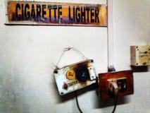 Per i fumatori Immagini Stock