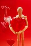 Per il mio biglietto di S. Valentino Fotografie Stock