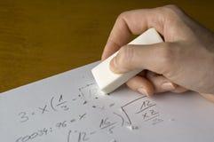 Per la matematica immagine stock libera da diritti