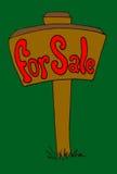 Per la vendita Immagini Stock Libere da Diritti