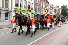 Per per incontrare Beatrix, regina dei Paesi Bassi immagini stock