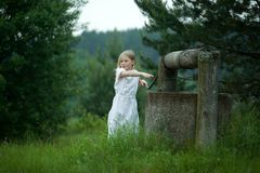 Per per vedere un miracolo Fotografie Stock