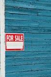 ?Per segno di vendita? Fotografie Stock