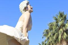 Per sempre Marilyn Immagine Stock Libera da Diritti