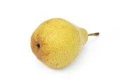 Pera amarela Imagens de Stock