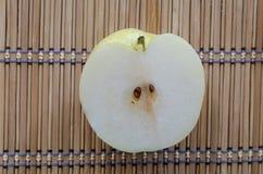 Pera chinesa na esteira Foto de Stock Royalty Free