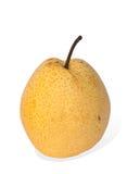 Pera cinese (tipo giallo) Immagini Stock