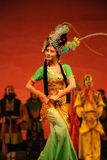 Ópera de China Fotografía de archivo