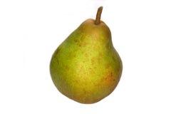A pera isolou-se Fotos de Stock Royalty Free