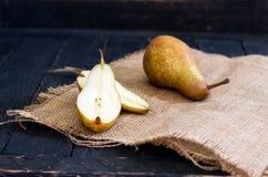 Pera italiana Pera Bera Fruta fresca fotos de archivo