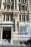 Pera museum Stock Photo