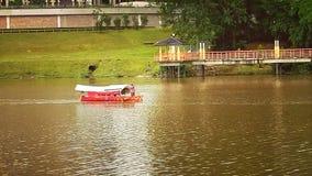 Perahu Tambang Foto de Stock