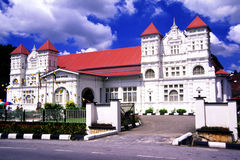 The Perak Museum. At Taiping was founded by Sir Hugh Low, the British Resident of Perak, in 1883. The Perak State Museum is a museum located in Taiping, Perak Stock Image