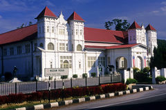 The Perak Museum. In Taiping is the first and oldest museum in Malaysia. It owes its establishment to the fund-raising efforts of Sir Hugh Low, third British Stock Image