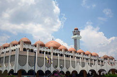 Perak state mosque Stock Photo