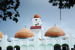 Perak State Mosque in Ipoh, Perak, Malaysia Stock Image