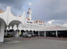 Perak State Mosque in Ipoh, Perak, Malaysia Royalty Free Stock Images