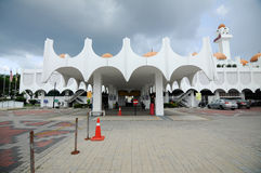 Perak State Mosque in Ipoh, Perak, Malaysia Stock Photography