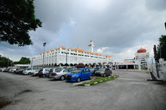 Perak State Mosque in Ipoh, Perak, Malaysia Stock Images