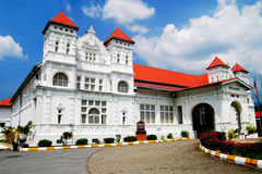 The Perak State Museum. Is a museum located in Taiping, Perak, Malaysia. It is the oldest museum in Malaysia and highlights the history of the state Stock Images