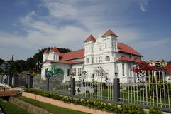 Perak State Museum in Taiping, Perak Royalty Free Stock Photos