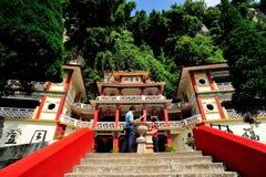 Perak Tong Cave Temple Stock Images