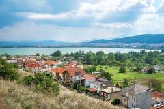 Perama-Dorf Epirus, Griechenland Stockbilder