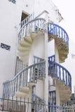 Peranakan House Staircase 2 Stock Photography