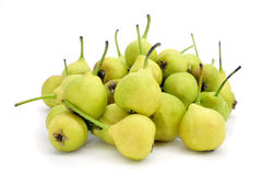 Peras de San Juan, typical spanish small pears Stock Photography