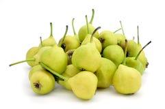Peras de San Juan, typical spanish small pears Stock Photography