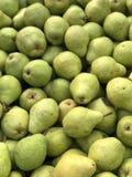 Peras frescas foto de stock royalty free