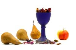 Peras, frutos Fotografia de Stock Royalty Free