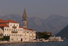 Perast, Montenegro 图库摄影