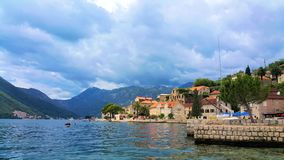 Perast images stock